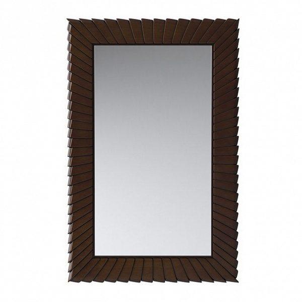 64 600x600 - Зеркало из натурального дерева, арт. 64