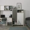 """modulnaya sistema porte academy 2 100x100 - Мебель для подростковой комнаты """"Портэ академия"""""""