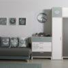 """modulnaya sistema porte academy 7 100x100 - Мебель для подростковой комнаты """"Портэ академия"""""""